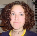 Michelle - Brunette, 3b, Medium hair styles, Readers, Female, Curly hair hairstyle picture