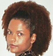 Chrissa - Brunette, 4a, Medium hair styles, Afro, Readers, Female hairstyle picture