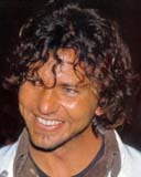 Eddie Vedder - Brunette, 2b, Celebrities, Wavy hair, Male, Short hair styles hairstyle picture