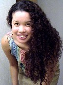 Melinda - Brunette, 3b, Long hair styles, Readers, Female, Curly hair hairstyle picture