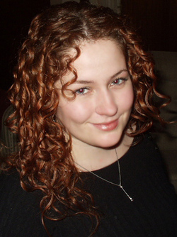 Melissa - Redhead, 3b, Long hair styles, Readers, Female, Curly hair hairstyle picture