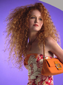 Doris - Redhead, Blonde, 3b, Long hair styles, Styles, Special occasion, Female, Curly hair, Adult hair hairstyle picture
