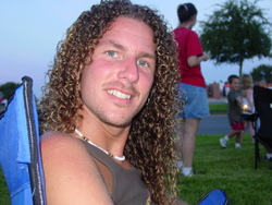Johnnie - Blonde, 3c, Male, Long hair styles, Summer hair, Readers, Curly hair hairstyle picture