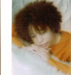 curlysue - Redhead, 3c, 4a, Short hair styles, Kinky hair, Afro, Readers, Female, Curly hair hairstyle picture