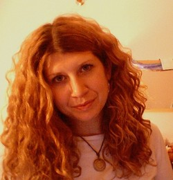 Lori - Redhead, 2b, 3a, Wavy hair, Long hair styles, Readers, Female, Curly hair hairstyle picture
