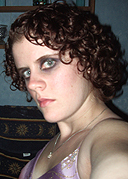 Megan - Brunette, 3a, Short hair styles, Readers, Female, Curly hair hairstyle picture