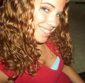 Suzan - Redhead, Blonde, 3a, Long hair styles, Readers, Female, Curly hair hairstyle picture