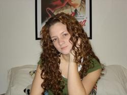 Leslie - Redhead, 3a, Long hair styles, Readers, Curly hair, Teen hair hairstyle picture
