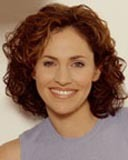 Amy Brennemen - Redhead, 2b, 3a, Celebrities, Wavy hair, Medium hair styles, Female, Curly hair hairstyle picture