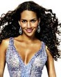halle berry - long hair styles