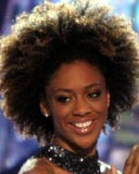Nadia Turner - Brunette, 4a, 4b, Celebrities, Short hair styles, Medium hair styles, Kinky hair, Afro, Female hairstyle picture