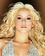 shakira - long hair styles