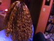 saray brown - Curly hair, 3a, 3b