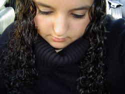 Lauren L. - Brunette, 3a, Kids hair, Long hair styles, Readers, Curly hair hairstyle picture