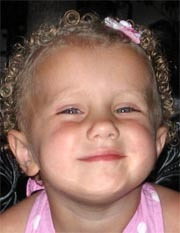 Tatum - Blonde, 3b, Very short hair styles, Kids hair, Readers, Curly hair hairstyle picture