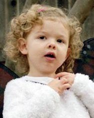 Curly cutie! - Blonde, 3a, Medium hair styles, Kids hair, Updos, Readers, Curly hair hairstyle picture