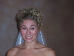 Lindsey Carter - Blonde, 3b, Updos, Wedding hairstyles, Readers, Special occasion, Female hairstyle picture