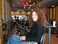 Cathy Whitney - Brunette, 3c, Long hair styles, Readers, Female, Curly hair hairstyle picture