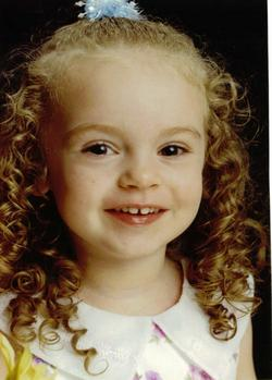 Briana - Blonde, 3b, Kids hair, Long hair styles, Readers, Curly hair hairstyle picture