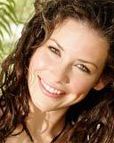 Evangeline Lilly - Brunette, 2b, Celebrities, Wavy hair, Long hair styles, Female hairstyle picture