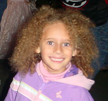 Payton C. - Blonde, 3c, Medium hair styles, Kids hair, Long hair styles, Readers, Curly hair hairstyle picture