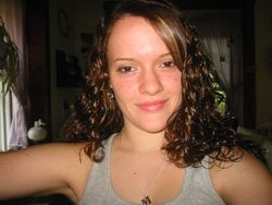 Danielle - Brunette, 3a, Medium hair styles, Readers, Curly hair, Teen hair hairstyle picture