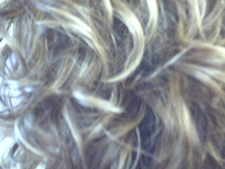 Denise - Blonde, 3a, Readers, Curly hair hairstyle picture