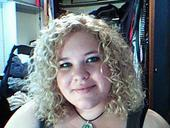 Ashley - Blonde, 3a, Medium hair styles, Readers, Female, Curly hair hairstyle picture