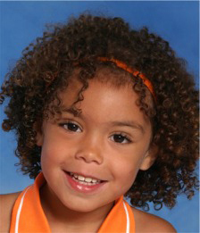 Cree - Brunette, 3c, Short hair styles, Kids hair, Readers, Curly hair hairstyle picture