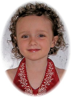 Megan - Brunette, 3a, Short hair styles, Kids hair, Readers, Curly hair hairstyle picture