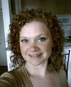 Cailyn - Redhead, 3b, Short hair styles, Readers, Female, Curly hair hairstyle picture