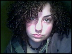 Meagan - Brunette, 3c, Short hair styles, Afro, Readers, Curly hair, Teen hair hairstyle picture