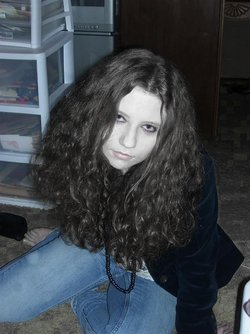 Katerina Kays - Brunette, 2b, 3a, Long hair styles, Readers, Curly hair, Teen hair hairstyle picture