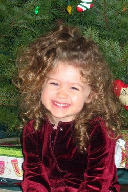 Zoe - Blonde, 3b, Kids hair, Long hair styles, Readers, Curly hair hairstyle picture