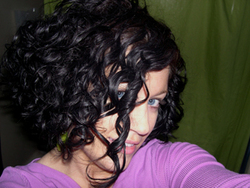 Eileen - Brunette, 3b, Short hair styles, Readers, Female, Curly hair hairstyle picture