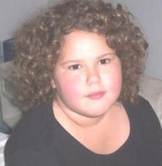Bianca Fizzotti - Brunette, 3b, Short hair styles, Kids hair, Readers, Curly hair hairstyle picture