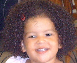 amiyah jade 3 - Brunette, 3c, Short hair styles, Kids hair, Readers, Curly hair hairstyle picture