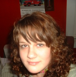 Jade Gilbert - Brunette, 2b, Medium hair styles, Readers, Female, Curly hair hairstyle picture