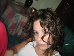jeana - Brunette, 2b, 3a, Wavy hair, Medium hair styles, Readers, Curly hair, Teen hair hairstyle picture