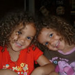 azarea and aaliyah - Kids hair