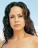 Cyndi Thomson - 2a, Brunette, Celebrities, Wavy hair, Long hair styles, Female hairstyle picture