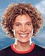 justin guarini - Curly hair