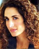 Melina Kanakaredes - Brunette, 3b, Celebrities, Medium hair styles, Female, Curly hair hairstyle picture