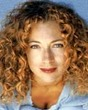 alex kingston - Curly hair