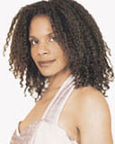 Audra McDonalid - Brunette, 3c, Celebrities, Medium hair styles, Kinky hair, Female, Adult hair hairstyle picture