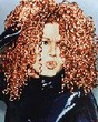 janet jackson - Kinky hair, 4a, 4b