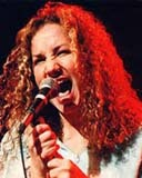 Joan Osborne - 3c, Celebrities, Kinky hair, Long hair styles, Female, Curly hair, Adult hair, Layered hairstyles hairstyle picture