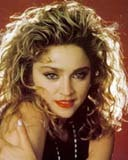 Madonna - 2a, Blonde, Celebrities, Wavy hair, Short hair styles, Female hairstyle picture