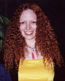 Misha - Redhead, 3c, Long hair styles, Readers, Female, Curly hair hairstyle picture