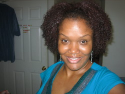 wash & go,  - Brunette, 4a, Medium hair styles, Readers, Female, Curly hair hairstyle picture